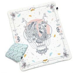 Комплект подушка+одеяло LaMillou Meadow Dream