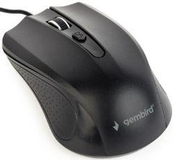 cumpără Mouse Gembird MUS-4B-01, Black în Chișinău