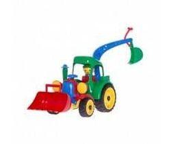 Excavator, verde cod40454
