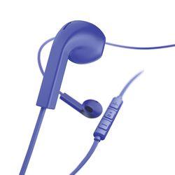 купить Наушники с микрофоном Hama 184039 Advance, blue в Кишинёве