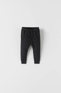 Pantaloni ZARA Negru 1880/575/800