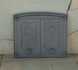 Ușa din fonta BATUMI I