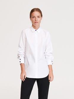 Блуза RESERVED Белый xb615-00x