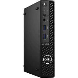 Dell Optiplex 3080 MFF Black (Core i5-10500T 2.3-3.8 GHz, 8GB RAM, 256GB SSD, WiFi, Ubuntu)