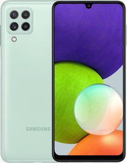 купить Смартфон Samsung A225/64 Galaxy A22 4/64Gb LTE LIGHT GREEN в Кишинёве