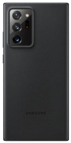 cumpără Husă pentru smartphone Samsung EF-VN985 Leather Cover Black în Chișinău