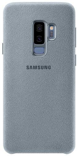 cumpără Husă telefon Samsung EF-XG965, Galaxy S9+, Alcantara, Mint în Chișinău