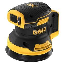 Şlefuitor cu excentric DeWalt DCW210N
