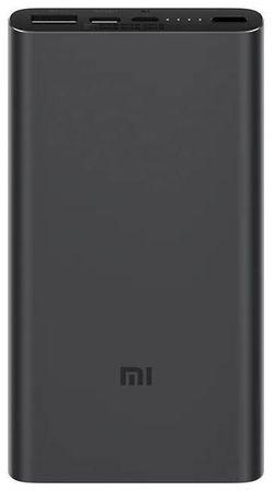 cumpără Acumulator extern USB (Powerbank) Xiaomi 10000mAh Mi Power Bank 3 18W Black în Chișinău