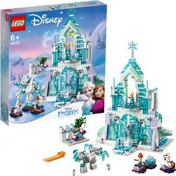 "LEGO Disney Princess ""Castelul de gheață magic al Elsei"", art. 43172"