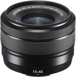 купить Объектив FujiFilm Fujinon XC15-45mmF3.5-5.6 OIS PZ Black в Кишинёве