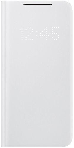 cumpără Husă pentru smartphone Samsung EF-NG996 Smart LED View Cover Light Gray în Chișinău