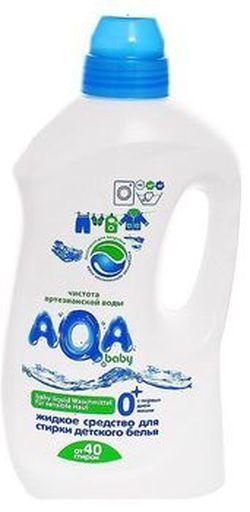 Жидкое средство Aqa Baby для стирки детского белья 1.5 л