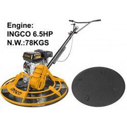 Elicopter finisare beton pe benzina 6.5HP INGCO GPT361-2