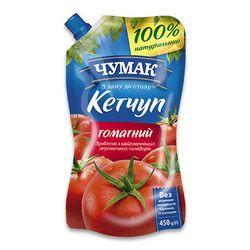 Кетчуп томатный Чумак 450гр