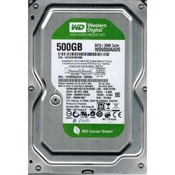 500GB-SATA-32MB Western Digital Green