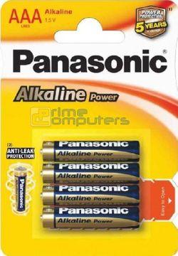 купить Батарейка Panasonic LR03REB/4P blister в Кишинёве