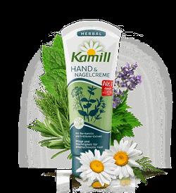 Крем для рук и ногтей Kamill Пять трав Herbal 100 мл