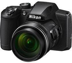 купить Фотоаппарат компактный Nikon B600 Black в Кишинёве