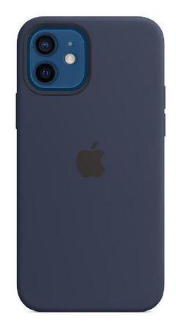 купить Чехол для смартфона Helmet iPhone 12 Mini BLUE Liquid Silicone Case в Кишинёве