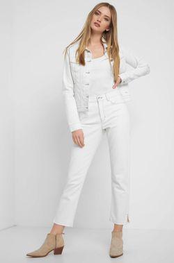 Pantaloni ORSAY Alb 312132 orsay