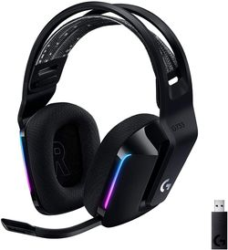 купить Наушники беспроводные Logitech G733 Lightspeed Wireless Gaming Headset в Кишинёве