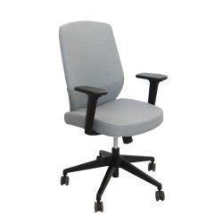 Офисный стул 655x585x975 мм, черный