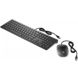 cumpără Tastatură + Mouse HP Pavilion 400 Black în Chișinău