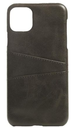 купить Чехол для смартфона Helmet iPhone 11 Pro Max Black Leather With Pocket в Кишинёве