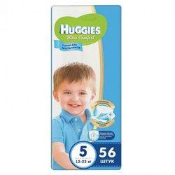 Подгузники Huggies Ultra Comfort Mega 5 Boy (12-22 kg) 56 шт