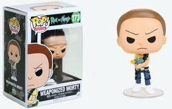 купить Игрушка Funko 12440 Pop Television: Rick And Morty: Weaponized Morty в Кишинёве
