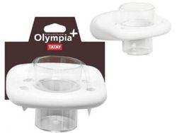 Pahar pentru periute de dinti Olympia 156X11.5cm
