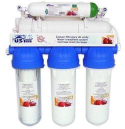 купить Фильтр проточный для воды USTM RO-6 EMI POMP Sistem cu osmoza inversa в Кишинёве