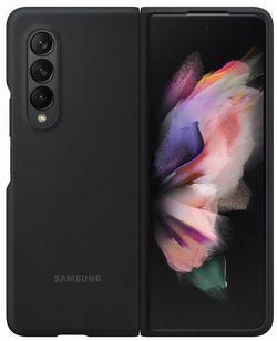 cumpără Husă pentru smartphone Samsung EF-PF926 Silicone Cover Q2 Black în Chișinău
