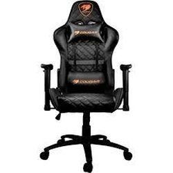 Игровое кресло Cougar ARMOR ONE Black,