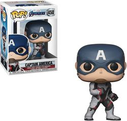 купить Игрушка Funko 36661 Avengers Endgame: Captain America в Кишинёве