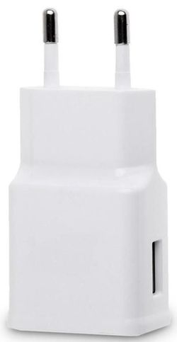 cumpără Încărcător cu fir Samsung EP-TA12EWEUGRU Kit (Micro USB), White în Chișinău