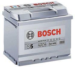 Аккумулятор Bosch Silver Plus S5 001 (0 092 S50 010)