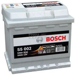Аккумулятор BOSCH 54AH 530A(EN)  клемы 0 (207x175x190) S5 002