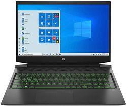 cumpără Laptop HP Pavilion 16-A0032 GAMING, Shadow Black (27625) în Chișinău