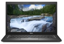 Dell Latitude 14 7490, Black