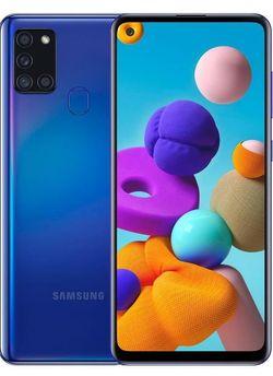 купить Смартфон Samsung A217/32 Galaxy A21 Blue в Кишинёве