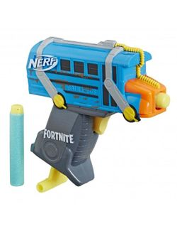 Бластер Nerf Microshots Fortnite, код 43043