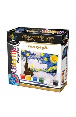 Set pentru desen (Van Gogh) - Starry Night, cod 41278