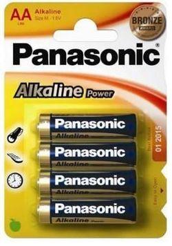 cumpără Baterie electrică Panasonic LR6REB/4P blister în Chișinău
