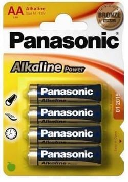 купить Батарейка Panasonic LR6REB/4P blister в Кишинёве