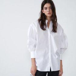 Блуза ZARA Белый 8663/157/250