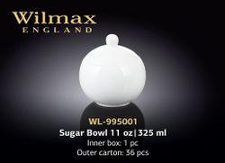 Сахарница WILMAX WL-995001/1C (325 мл)
