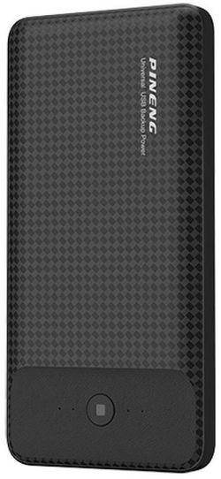 cumpără Acumulatoare externe USB Pineng PN-939 Black, 20000 mAh în Chișinău