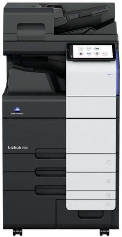 МФУ (A3, ч/б) Konica Minolta bizhub 750i